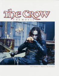 The Crow: The Movie Book